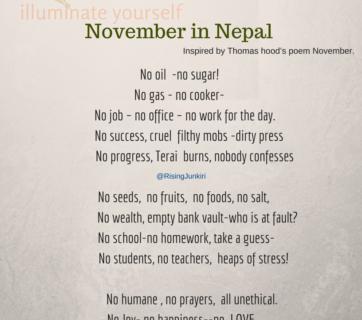 november nepal