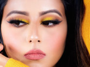 chrome yellow makeup