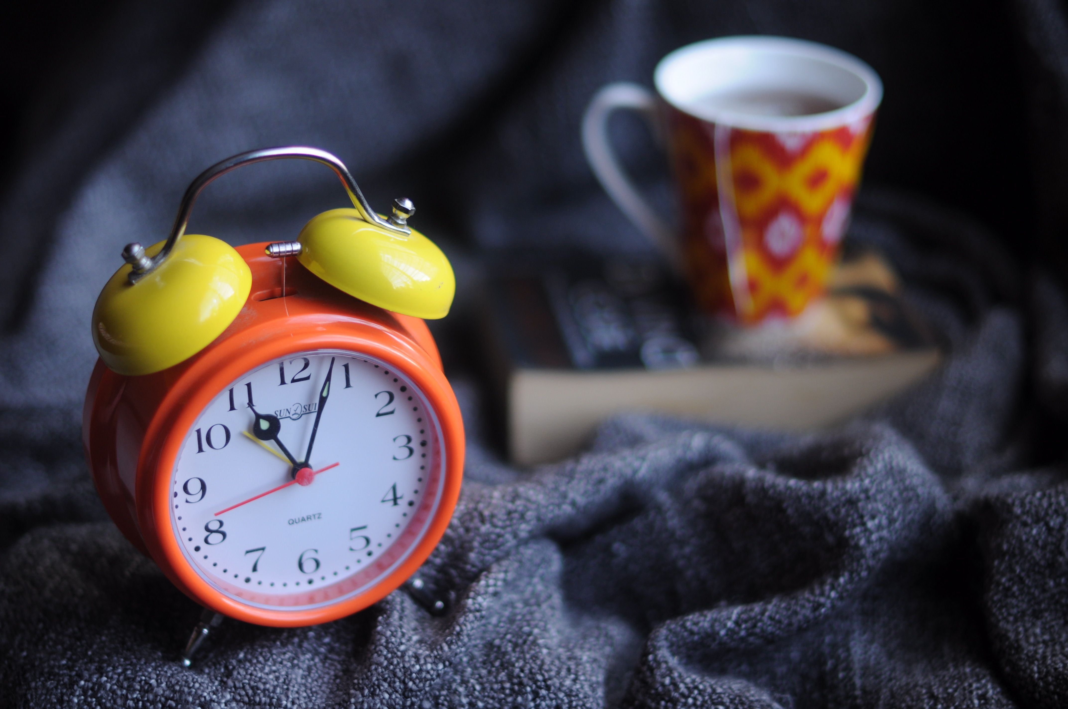daily routine time management