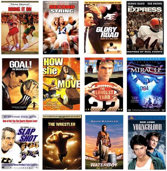 Favorite Sports Movies