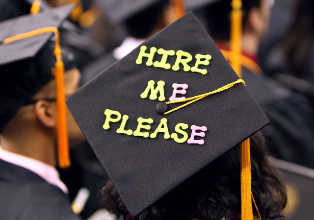 How To Find A Job After College Graduation