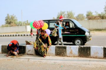 children in street, abolish child labor today