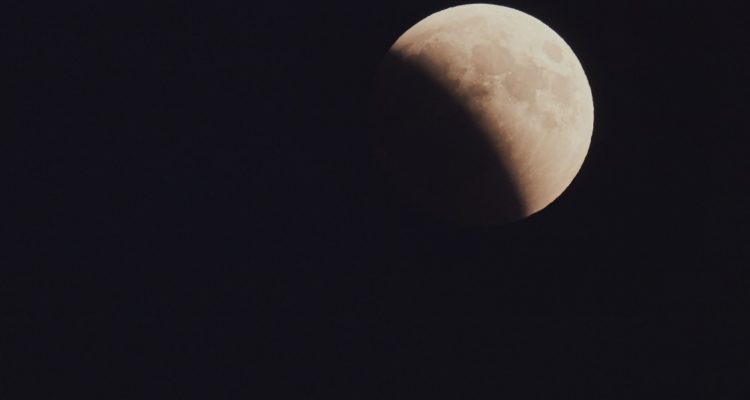 partial lunar eclipse 2019