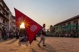 Nepal's flag-nepal's flag and its meaning