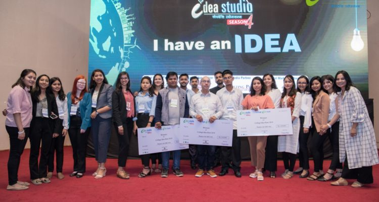 Idea Studio season four-I have an idea