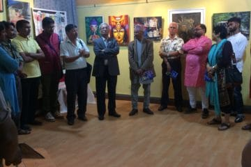 Mithila Yaii art gallery-nepal and india friendship art exhibition