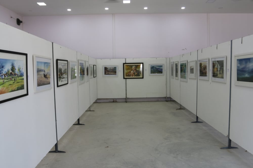 art licensing and Amity Exhibition at NAFA