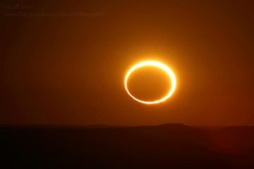 solar eclipse-5-10-2013