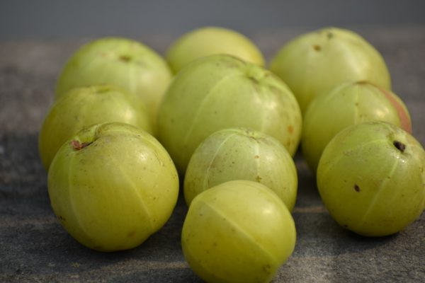 Vitamin C rich foods Amla gooseberries
