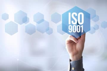 ISO 9001 product quality certification